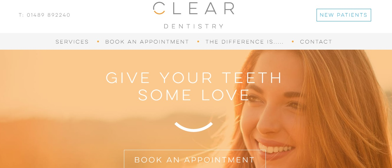 Clear Dentistry